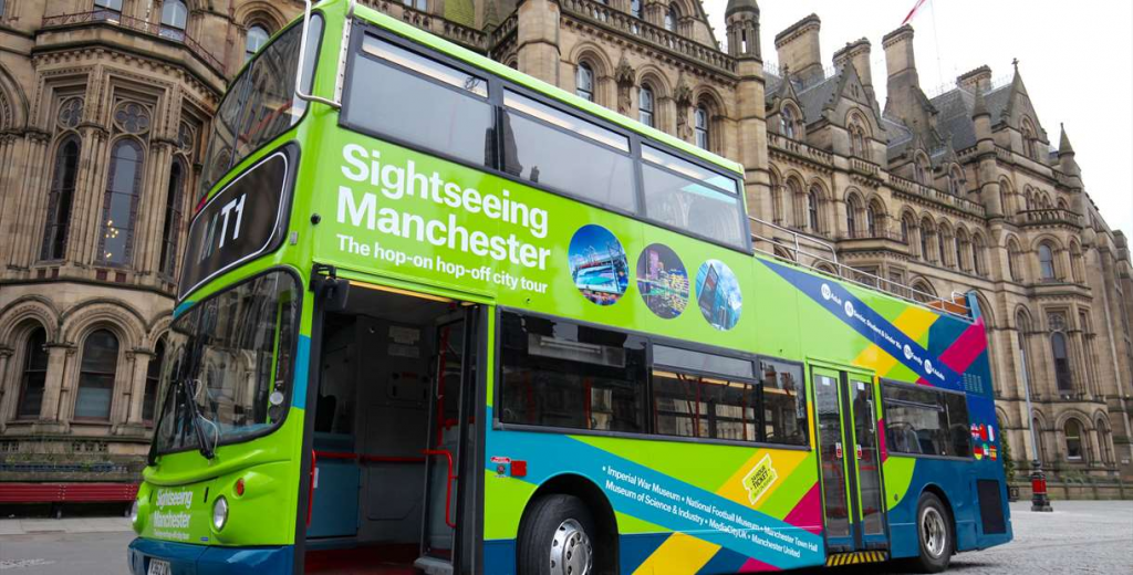 Manchester Sightseeing Bus